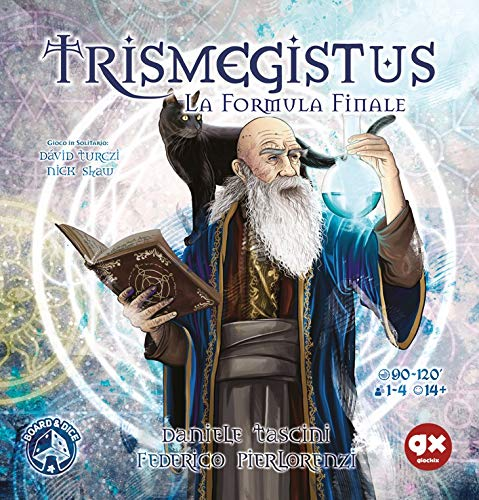 Giochix.it Trismegistus la fórmula Final.