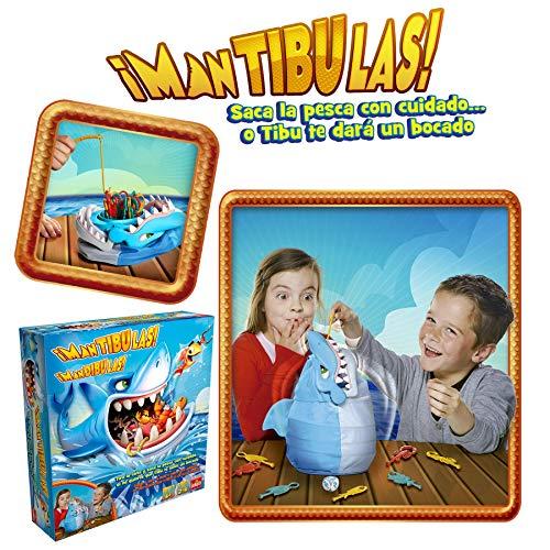 Goliath - Man-Tibu-Las, juego de mesa (Goliath 30721006)