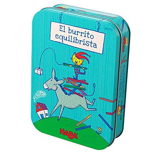 HABA-El Burrito equilibrista (303115)