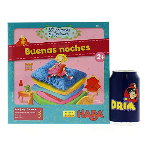 HABA-La Princesa y el Guisante Buenas Noches (303111)