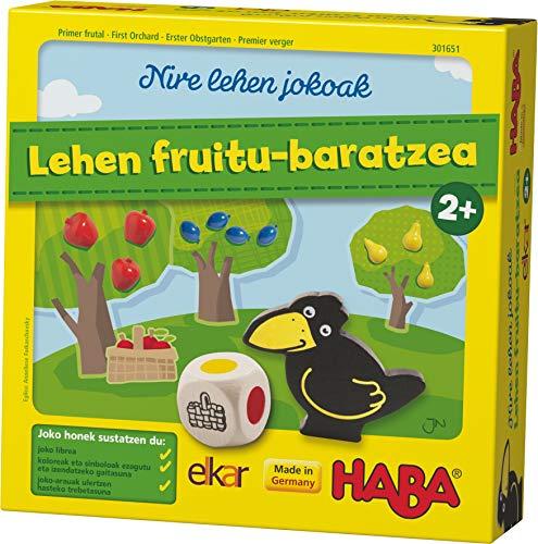 HABA Mesa, Juegos. Primer Frutal, Multicolor (Habermass H301651)