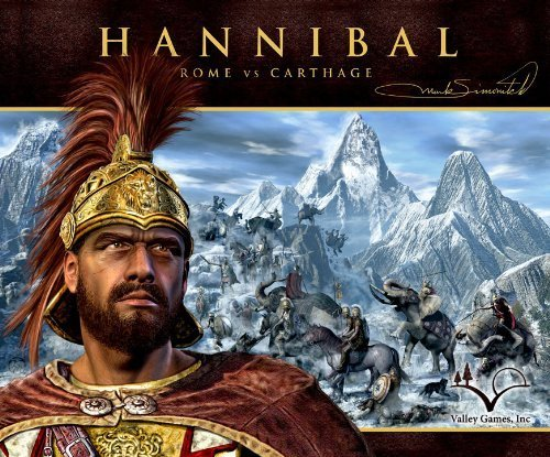 Hannibal: Rome vs. Carthage by Valley Games