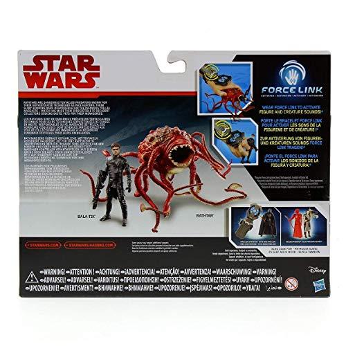 Hasbro C1247 Star Wars - El último Jedi: Vehículo Clase A, Bala-Tik