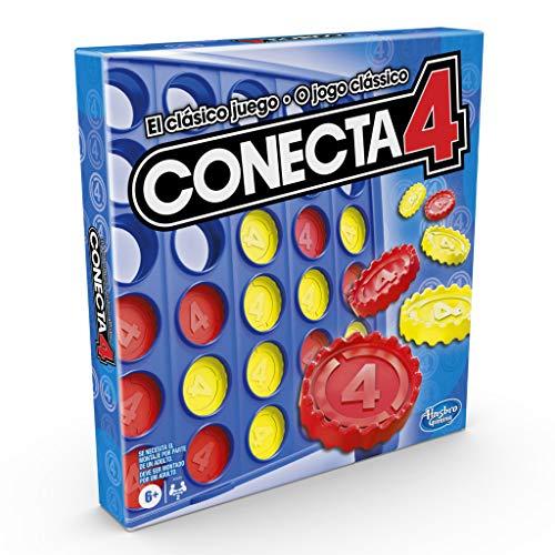 Hasbro Gaming- Conecta 4 (A5640IB2)