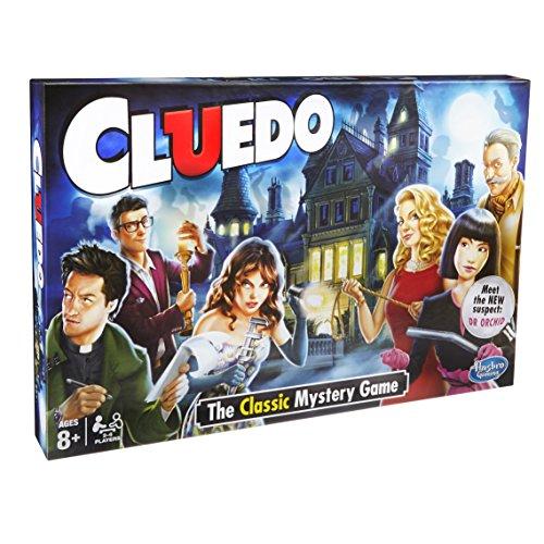 Hasbro Gaming - Juego en Familia Cluedo (Hasbro 387123480) (versión Inglesa)