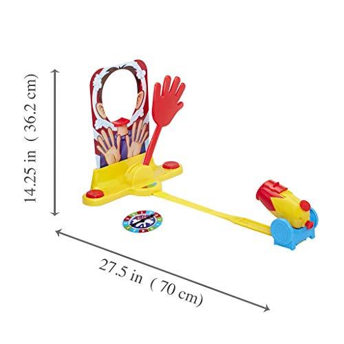 Hasbro Gaming - Juego infantil Cara Splash Boom (Hasbro E1972175) , color/modelo surtido