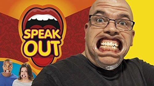 Hasbro Juego de Mesa Speak out