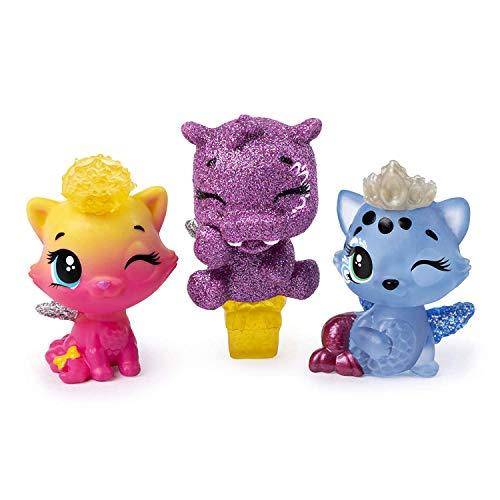 Hatchimals CollEGGtibles 4 Pack + Bonus - Season 6 - Kits de figuras de juguete para niños (5 año(s)) , color/modelo surtido