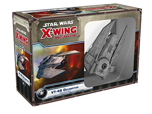 Heidelberger - Star Wars X-Wing - VT-49 Decimator, Erweiterung-Pack [Importación Alemana]