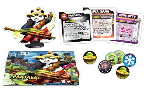Iello King of Tokyo Power Up - Navaja