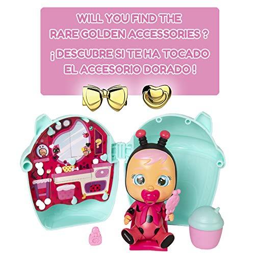 IMC 98442 Toys Bibe Casita Wave 3 - Muñeca Multicolor, Modelos Surtidos