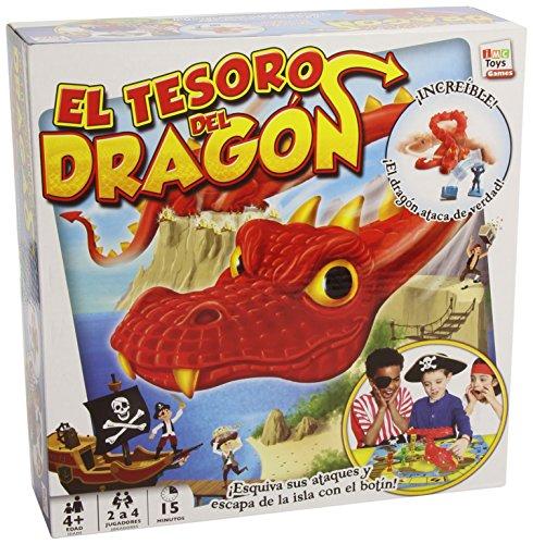 IMC Toys 43-9509 - Juego El Tesoro del Dragón