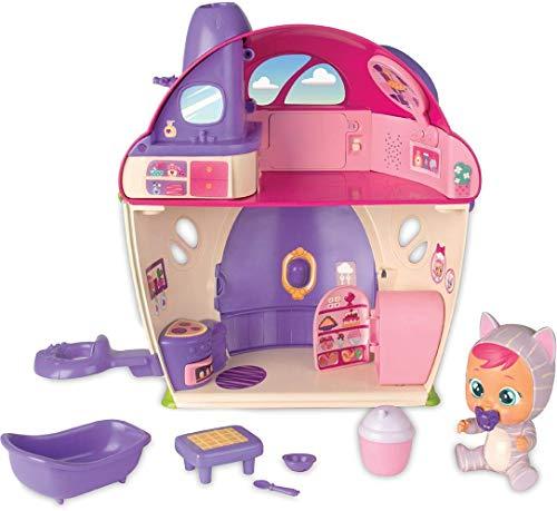 IMC Toys - Bebés Llorones Lágrimas Mágicas La Mega casa de Katie (97940)