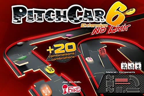 Inconnu Ferti Games–Juego de Habilidad, Pitchcar extensión 6