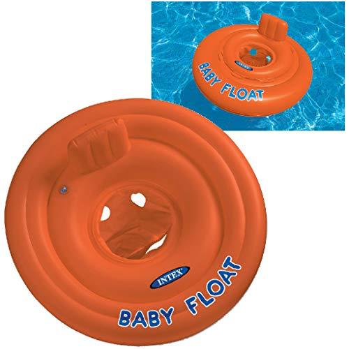 Intex 56588EU - Flotador hinchable de 76 cm para bebé de 1 a 2 años