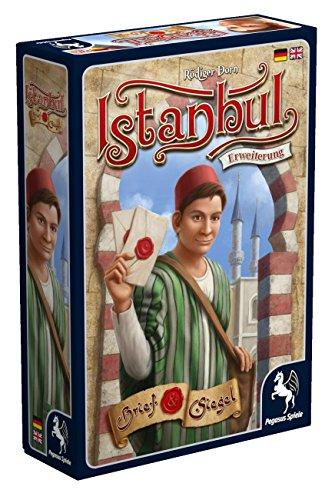 Istanbul: Brief & Siegel: Erweiterung