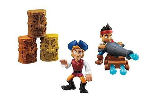 Jake y los piratas - Piratas, set de juego (Mattel Y7818) , color/modelo surtido