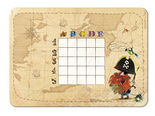 Janod - Juego Batalla Naval Piratas (J02835)