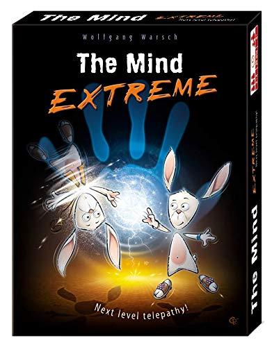 Juego de cartas NSV The Mind Extreme