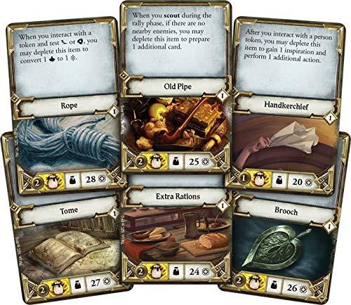 Juego de mesa Fantasy Flight Games Lord of the Rings: Journeys in Middle-Earth , color/modelo surtido