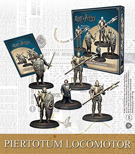 Knight Models Juego de Mesa - Miniaturas Resina Harry Potter Muñecos Piertotum Locomotor (Español)