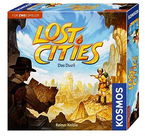 Kosmos-69413 Nein Lost Cities 2, Juego, Multicolor (694135)
