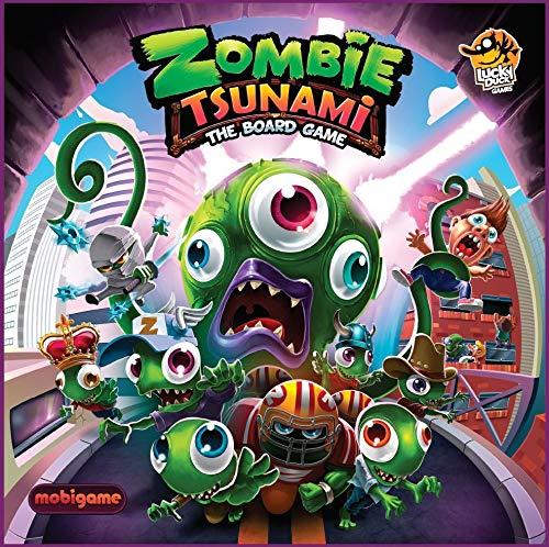 LAST LEVEL- Zombie Tsunami, Multicolor (BGLLZOMBIE)