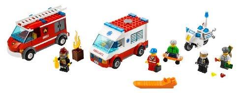 LEGO City - En la Ciudad: Set de Inicio (60023)