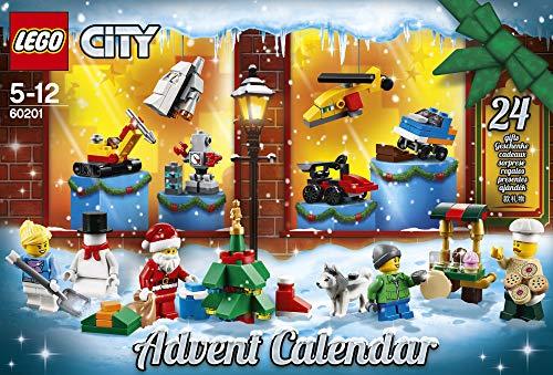 LEGO City Town - Calendario De Adviento (60201) Juego de construcción