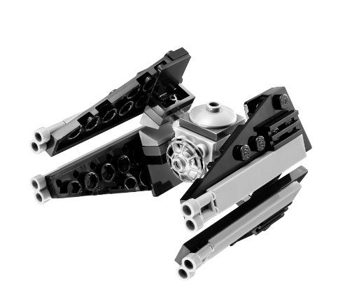 LEGO Star Wars 9676 - Tie Interceptor y Death Star