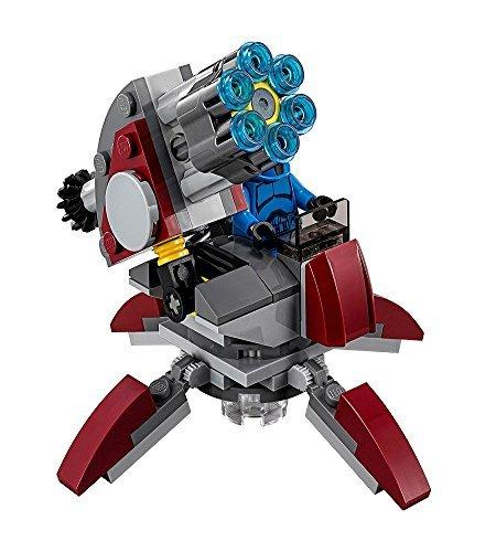 LEGO STAR WARS - Senate Commando Troopers, Multicolor (75088)