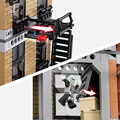 LEGO Super Heroes - Duelo en el Sancta Sanctorum (76108)