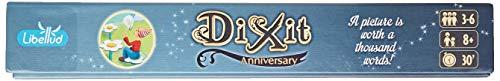Libellud ASMDIX11EN2 Dixit: 10º aniversario de expansión, varios colores , color/modelo surtido