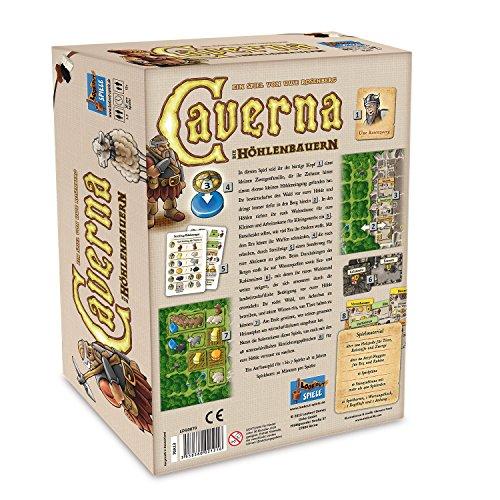 Lookout Games 22160070–Caverna, iniciados Parte de Uwe Rose Montaña
