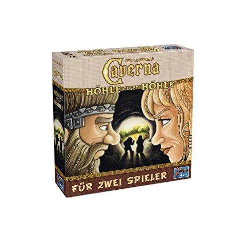 Lookout Games 22160090–Caverna–Cueva contra Cueva, de 2Jugadores de Parte de Uwe Rose Montaña