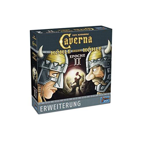 Lookout Games 22160100 Caverna-Juego de Mesa [Importado de Alemania], Color 1