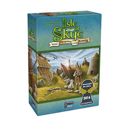 Lookout Games - Juego de Mesa Isla de Skye para niños de 10 años y más (22160078)