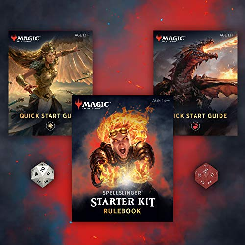 Magic: The Gathering - Kit de iniciación Spellslinger 2020 (Conjunto básico)