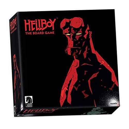 Mantic Games MGHB101 Hellboy: El juego de mesa, varios colores , color/modelo surtido