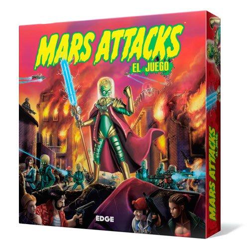 Mars Attack - Juego (Edge Entertainment EDGMG01)