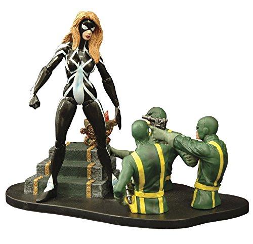 Marvel Select Figura Ultimate Arachne 18 cm