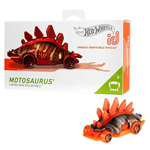 Mattel - Hot Wheels ID Vehículo de juguete, coche  Motosaurus , +8 años  ( FXB09)