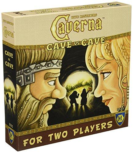 Mayfair Games Europe GmbH MFG03525 Caverna vs Cave - Juego de Mesa