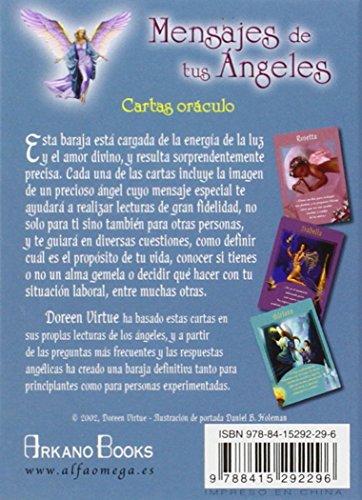 Mensajes De Tus Ángeles: Lo que tus ángeles quieren que sepas (Tarot y adivinación)