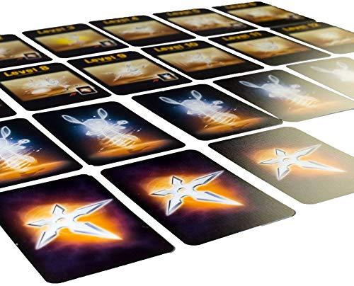 Mercurio The Mind Juega Las Cartas EN Orden Y GANA LA Partida, Multicolor (NU0001)