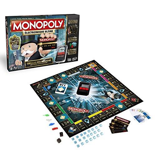 Monopoly Electronique Ultime - Juego de Mesa