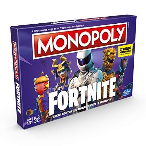 Monopoly Fortnite (Hasbro E6603546)