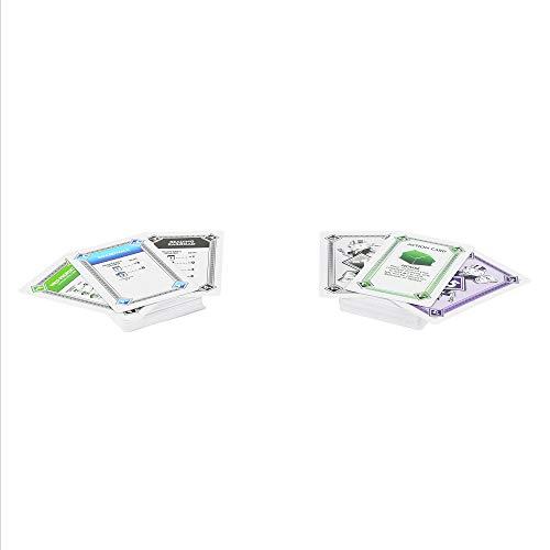 Monopoly- Juego de Cartas, Multicolor (Hasbro E31131020)