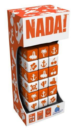 MORAPIAF - Nada!, Juego de Dados (90416)