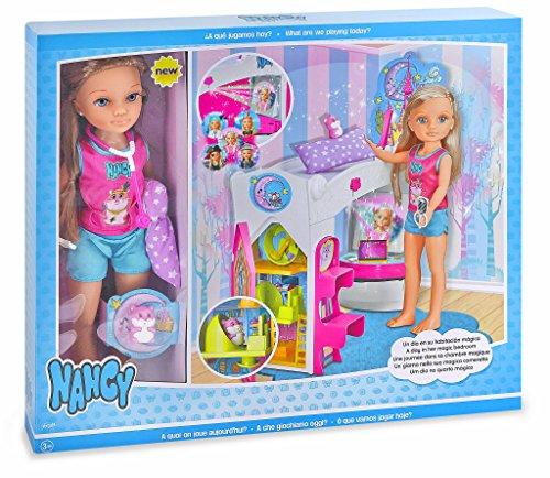 Nancy día en la habitación mágica (Famosa 700013642)